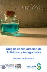 Guia de administracion de antidotos y antagonistas