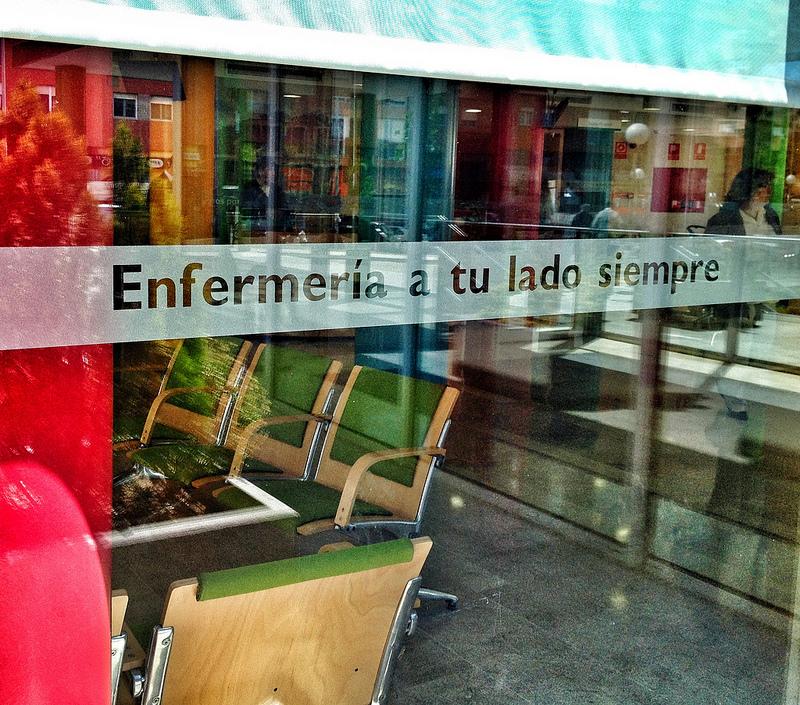 A tu lado, by Fotos de Salud