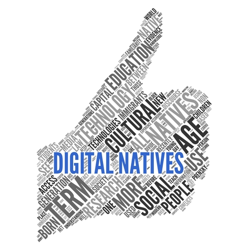 Digital Natives via ShutterStock