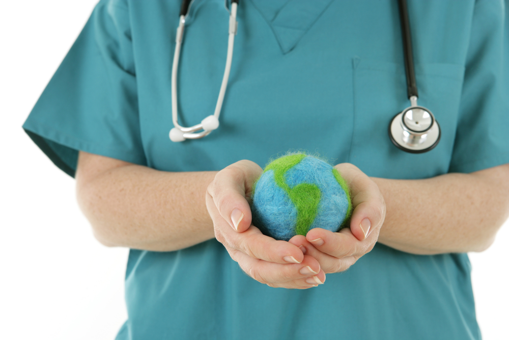 Enfermeras Unidas vía Shutterstock