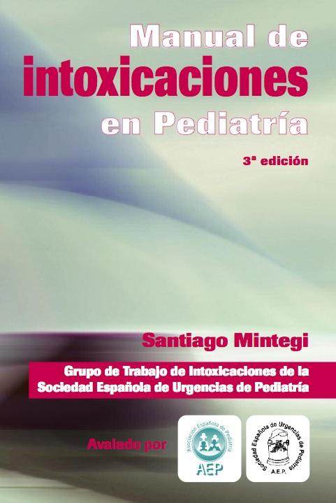 Manual Intoxicaciones Pediatria