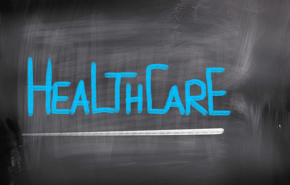 Healthcare via shutterstock