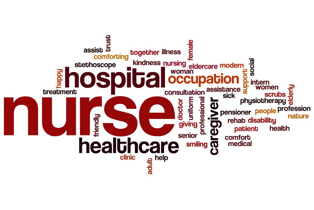 Enfermera via shutterstock